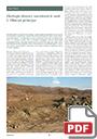Ekologie obnovy narušených míst
