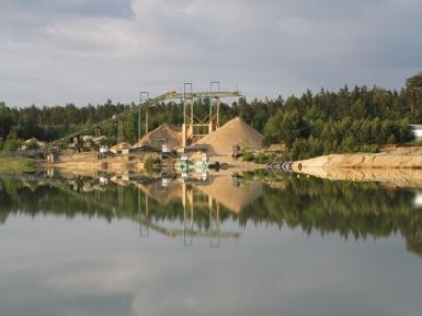 Piskovna Cep II