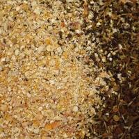 Směs a drcená kukuřice pro lepší výsev
