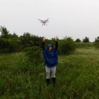 Podyjí: sledování vegetace dronem